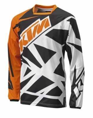 Джерси KTM RACETECH SHIRT ORANGE 3PW15233