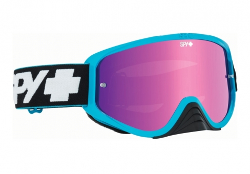 Очки MX SPY Optic Race, взрослые, унисекс slice blue-smoke wpink spectra-clear afp