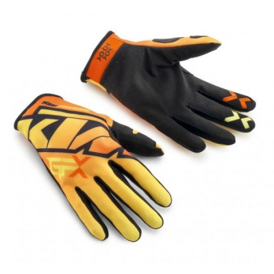 Перчатки KTM GRAVITY-FX GLOVES ORANGE 3PW15275