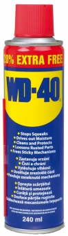 Смазка WD-40 240 мл.