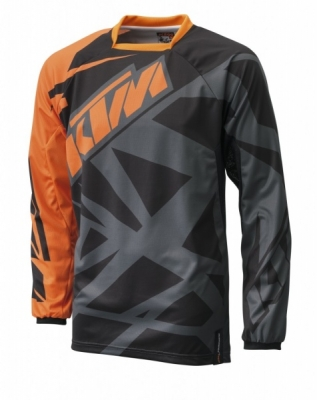 Джерси KTM RACETECH SHIRT BLACK 3PW15234