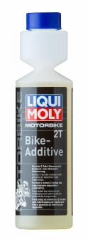 Присадка к топливу LIQUI MOLY Motorbike Bike-Additiv 2T 250 мл.