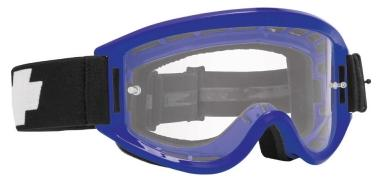 Очки MX SPY Optic Breakaway, взрослые blue - clear w/ posts