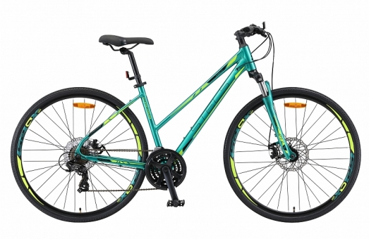 "Велосипед STELS 28"" Cross-130 MD Lady V010"