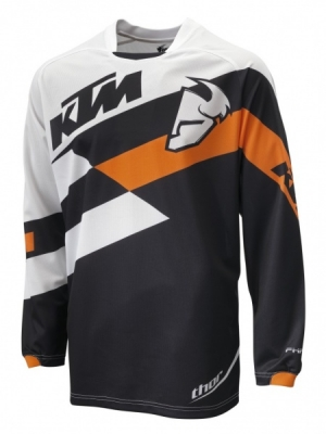 Джерси KTM PHASE SHIRT 3PW15231