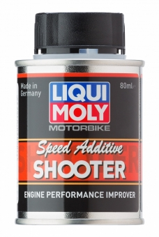 Присадка к топливу LIQUI MOLY Motorbike Speed Additiv Shooter 80 мл.