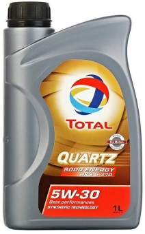 Масло TOTAL Quartz 9000 Energy 5W-30 синт. 1 л.