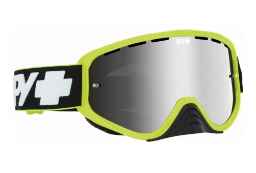 Очки MX SPY Optic Woot Race, взрослые, унисекс jersey green - smoke w/ green spectra + clear afp
