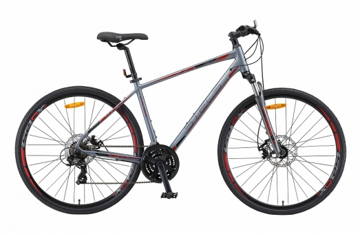 "Велосипед STELS 28"" Cross-130 MD Gent V010"