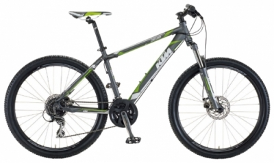 "Велосипед KTM 27.5"" Chicago M-Disc F17"" S24"