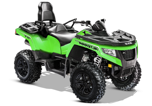 Квадроцикл ARCTIC CAT Alterra TRV 700 XT EPS салатовый