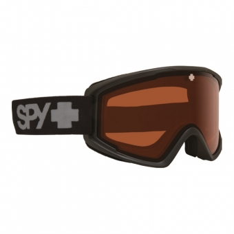 Очки Spy Optic Crusher Elite, взрослые matte black hd low light persimmon